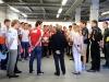 FIA Formula One World Championship 2013 - Round 15 - Grand Prix of Japan - Fernando Alonso, Felipe Massa, all Formula 1 drivers and FIA President Jean Todt during a minute of silence for Maria De Villota. / Image: Copyright Ferrari