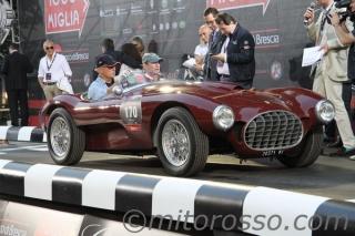Mille Miglia 2011 - No. 170: Carlino/Jacquemin - 212 Export Barchetta Fontana - S/N 0086 E / Image: Copyright Mitorosso.com