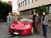 Luca di Montezemolo, Niki Lauda, the director Ron Howard, the producer Eric Fellner and the screenwriter Peter Morgan / Image: Copyright Ferrari