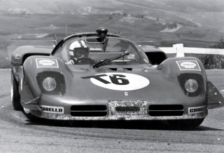 Nino Vaccarella - Targa Florio 1970 - Ferrari 512 S Spyder - S/N 1004 / Image Copyright Ferrari
