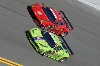 Tudor USCC 2014 - Round 1 - Daytona 24 Hours - Malucelli - Fisichella - Bruni - Beretta - Krohn - Jonsson - Bertolini - Dumbreck Ferrari 458 GT2 / Image: Copyright Ferrari